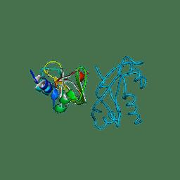 Molmil generated image of 1ang