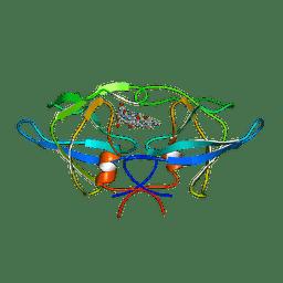 Molmil generated image of 1bai