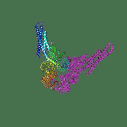 Molmil generated image of 1bg1