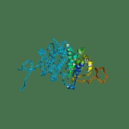 Molmil generated image of 1bg5