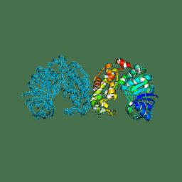Molmil generated image of 1bg6