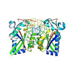 Molmil generated image of 1bhm