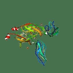 Molmil generated image of 1bqu