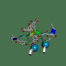 Molmil generated image of 1c0q