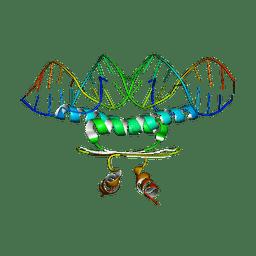 Molmil generated image of 1c7u