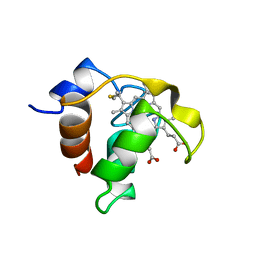 Molmil generated image of 1cch