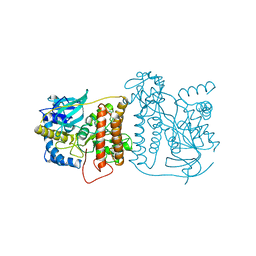 Molmil generated image of 1chu