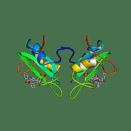 Molmil generated image of 1cj1