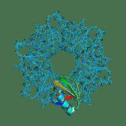 Molmil generated image of 1coa