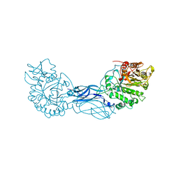 Molmil generated image of 1ctn