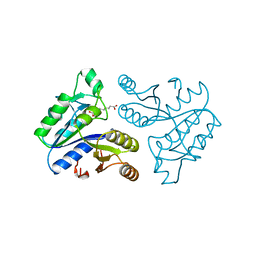 Molmil generated image of 1dai