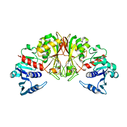 Molmil generated image of 1dc3