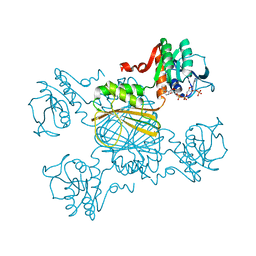 Molmil generated image of 1dih
