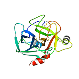 Molmil generated image of 1dst