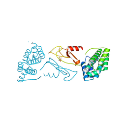 Molmil generated image of 1dvp