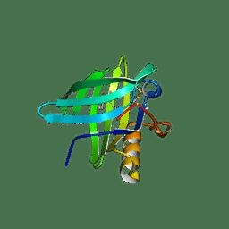 Molmil generated image of 1dzj