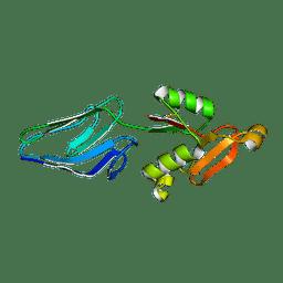 Molmil generated image of 1e5u