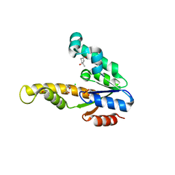 Molmil generated image of 1e6c
