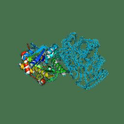 Molmil generated image of 1ek5