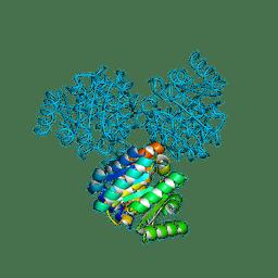 Molmil generated image of 1ekq