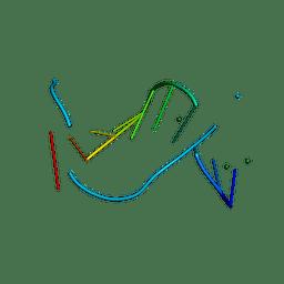 Molmil generated image of 1en3