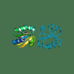 Molmil generated image of 1eru