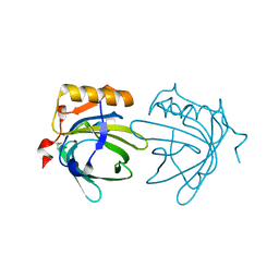 Molmil generated image of 1ew3