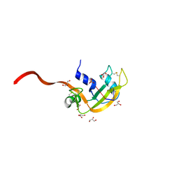 Molmil generated image of 1f0v
