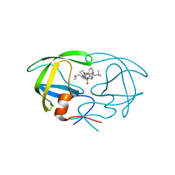 Molmil generated image of 1fb7