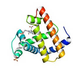 Molmil generated image of 1fcs