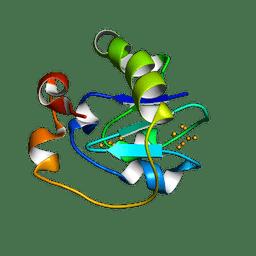 Molmil generated image of 1fda
