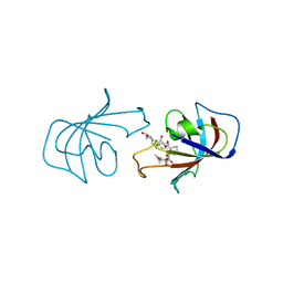 Molmil generated image of 1fkf