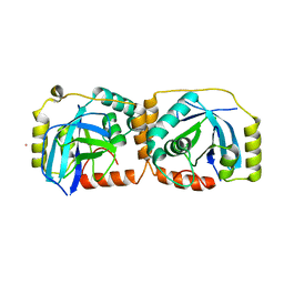 Molmil generated image of 1fl1