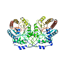 Molmil generated image of 1hfb