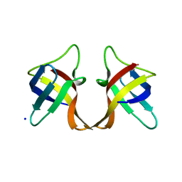 Molmil generated image of 1hzc