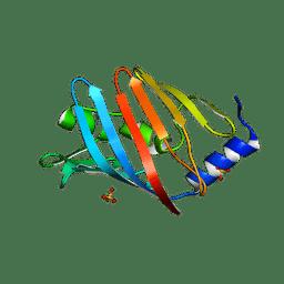 Molmil generated image of 1iwm