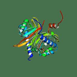 Molmil generated image of 1jkg