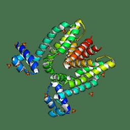 Molmil generated image of 1jum