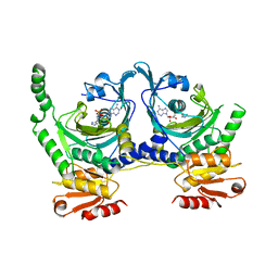 Molmil generated image of 1kmm