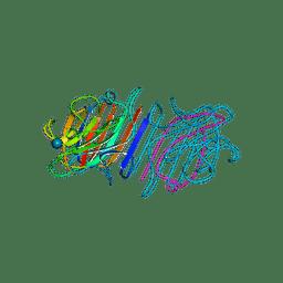 Molmil generated image of 1lem