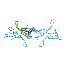 Molmil generated image of 1nfj