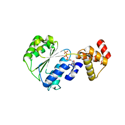 Molmil generated image of 1njf