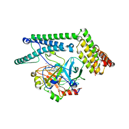 Molmil generated image of 1nu9