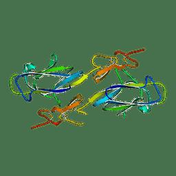 Molmil generated image of 1nzi
