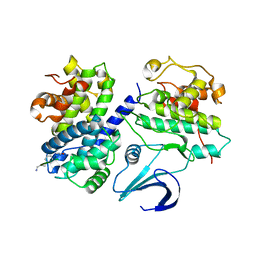 Molmil generated image of 1okw