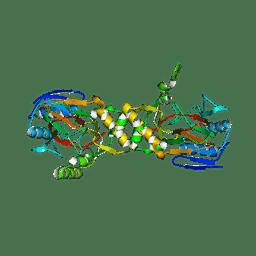 Molmil generated image of 1otj