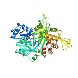 Molmil generated image of 1ox6