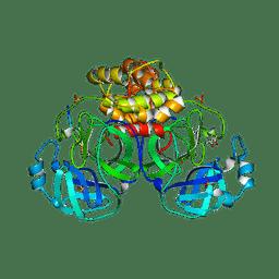 Molmil generated image of 1p9u