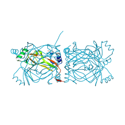 Molmil generated image of 1pkh