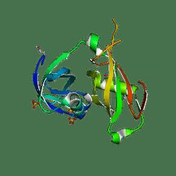 Molmil generated image of 1qcs